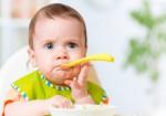 Готовим еду в компании грудного ребенка